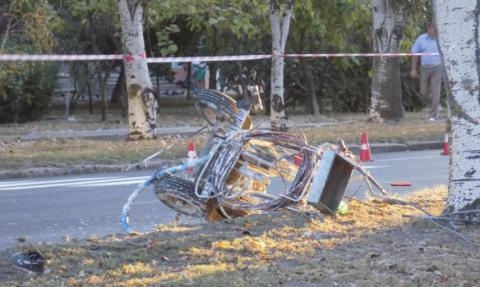 Drunk driver killed 4 in Mykolaiv - Ukrainian police (PHOTO)