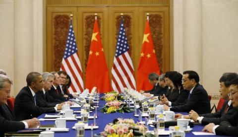 U.S., China to step up cooperation on North Korea