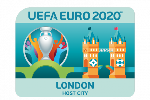 UEFA EURO 2020 logo revealed in London