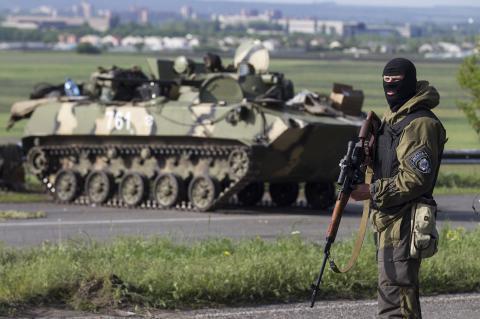 14 ceasefire violations in Donbas