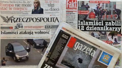 Poland is undermining media: OSCE