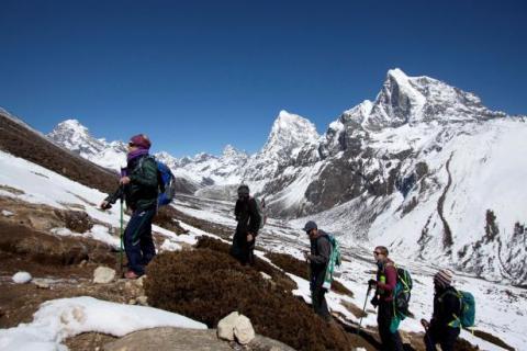 4 dead, 15 injured in Nepal landslide