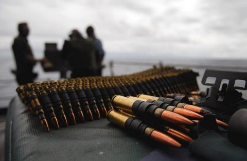 Ukrainian-British company presents new ammunition for small weapons