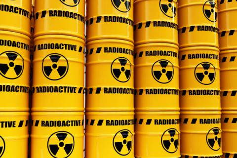 Ukrainian govt approves crossing border procedure for spent nuclear fuel, radioactive waste