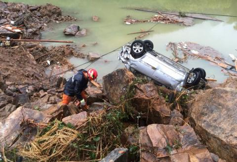 Typhoon Megi causes killer landslide in China; 32 missing