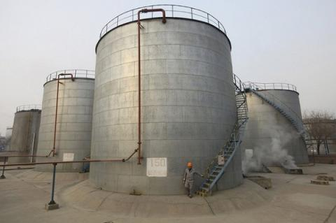 China may have stored more oil than officially reported - Orbital Insight intel