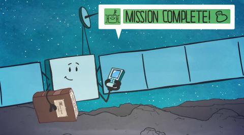 Farewell to Rosetta