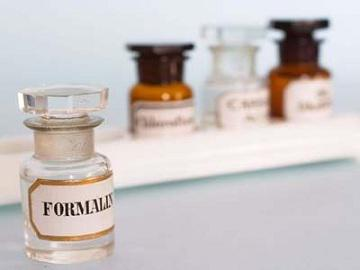 Formaldehyde damages proteins, not just DNA