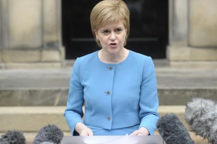 Scotland goes on with new Independence Referendum Bill