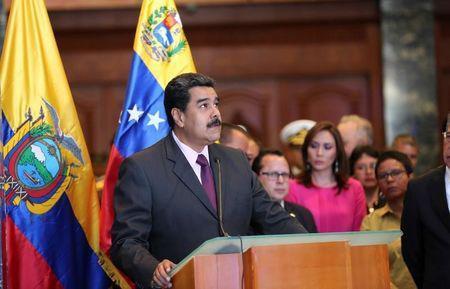 Venezuelan electoral body suspended referendum drive