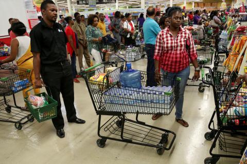 Hurricane Matthew headed to Haiti