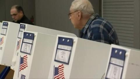 U.S. state election systems under hack attacks