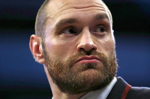 Tyson Fury says he has retired