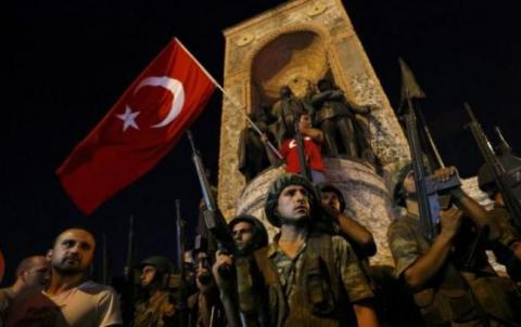Turkey has suspended 13 thousand policemen