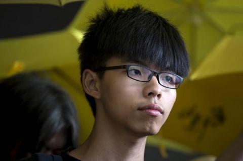 Thailand sends teen pro-democracy activist Joshua Wong back to Hong Kong