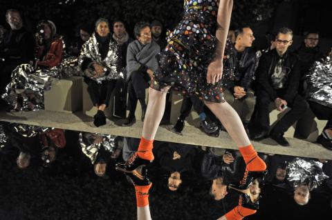 Fashion gains for French economy than aerospace industry