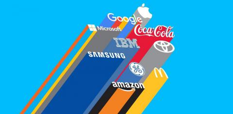 Apple, Google and Coca-Cola are top world's valuable brands