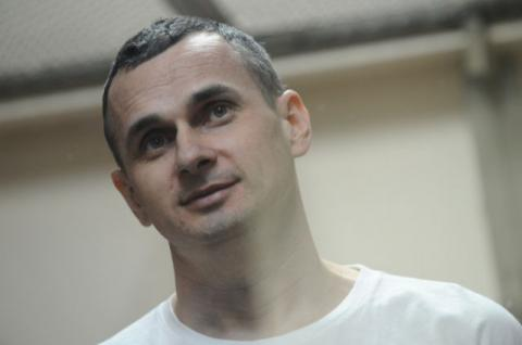 Foreign ministry: Russia ignoring all Ukrainian requests for meeting with Sentsov