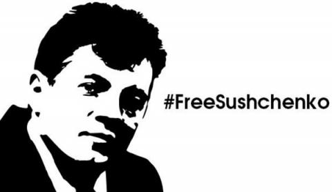 Russian court hearing on Ukrainian journalist Sushchenko's case to be held behind closed doors