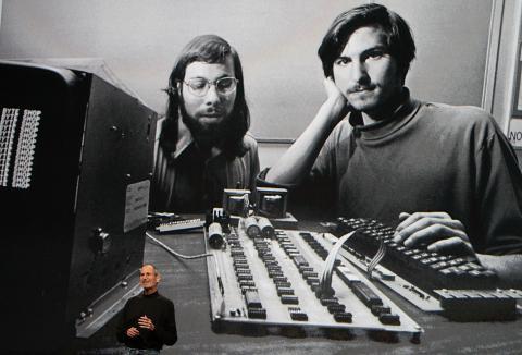 Apple co-founder Steve Wozniak doesn