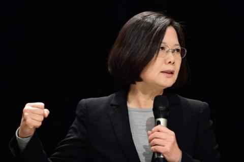 Taiwan will not bow to China - New president