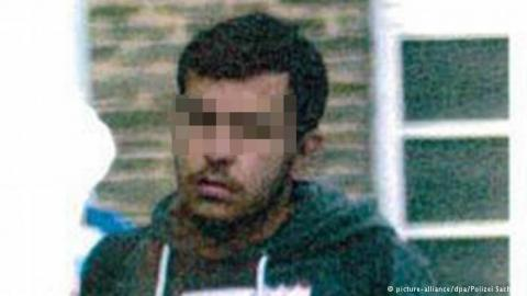 Germany detains fugitive terror suspect