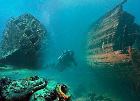 State of the art maritime archaeology expedition conducted in Black Sea
