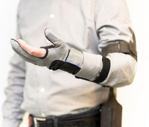 Bioservo to work with GM on robotic glove for assembly lines