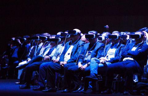 IMAX will open its first virtual reality center in Europe by end of year
