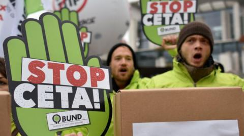 German court refused to block CETA