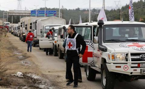 Syrian government approves UN aid plan, but excludes some areas