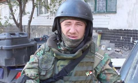 'DPR' militants' commander Motorola killed in Donetsk - media (VIDEO)
