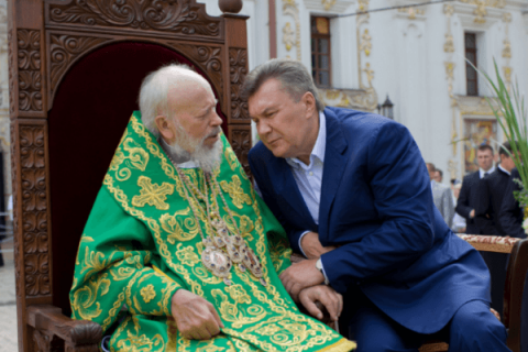 On The War In Donbas, Autocephaly And Yanukovych's Conspiracy Against The Ukrainian Church