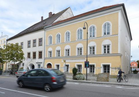 Adolf Hitler's birth house to be razed to the ground