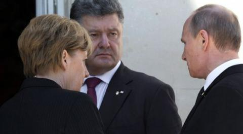 "Germany confirmed Putin's participation in meeting of ""Norman Quartet"""