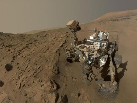 Microbial life on Mars: The possibility must be considered