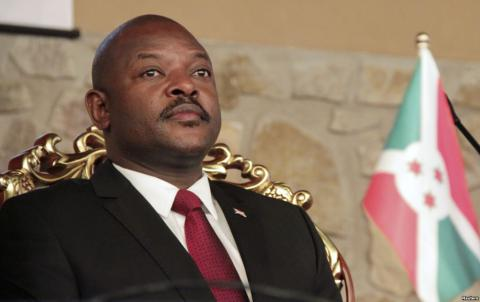 Burundi withdraw itself from the International Criminal Court