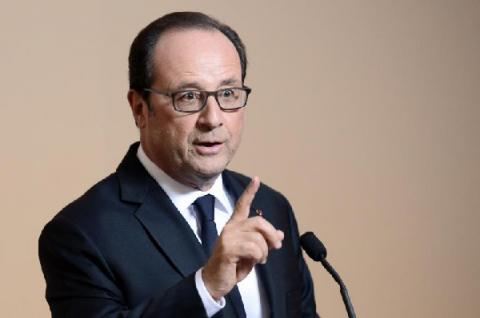 Safety issue basic for Minsk agreement success - French President