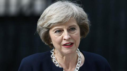 No second referendum, PM May on Brexit