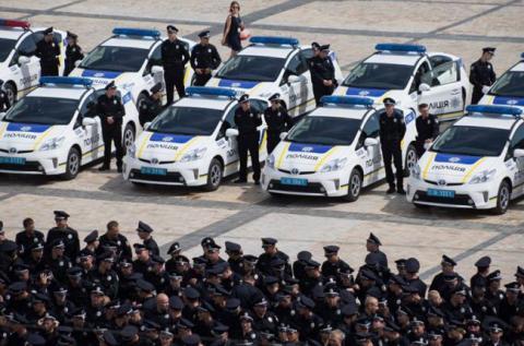 900 criminal cases opened against policemen in Ukraine