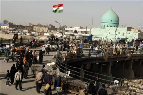 ISIS militants attacked Iraqi city