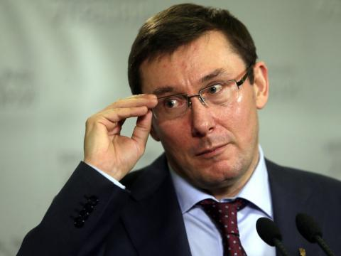 Lutsenko: 20 searches at a time conducted by Ukrainian law enforcers