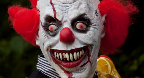 US state bans clown costumes for Halloween