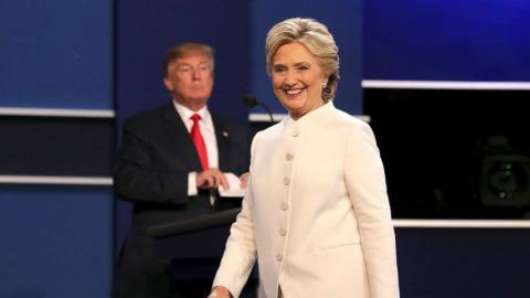 Last Clinton-Trump debate gathered the third-largest audience