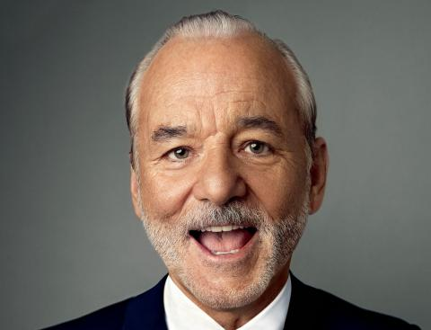 Bill Murray honored with US comedy award