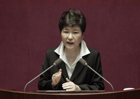 South Korea's President seeks for multi-term presidency
