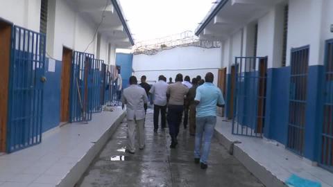 174 inmates escaped Haiti prison