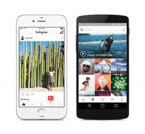 Instagram Reportedly Testing Live Video Feature Called 'Go Insta'