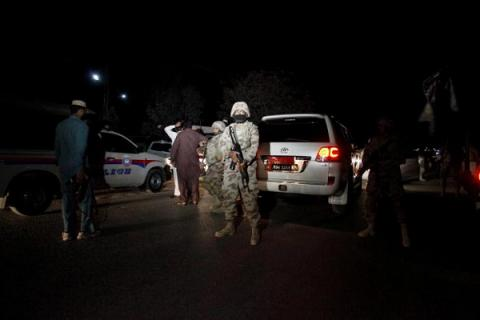 59 killed in gunmen attack on Pakistani police academy