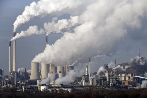 UN: Global concentration of carbon dioxide in atmosphere reached record high